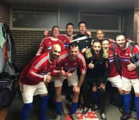 Grolse Boys 35+1 kampioen!