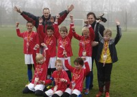 Grolse Boys E1 Kampioen!