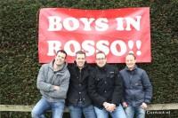 Boys in Rosso wordt een begrip