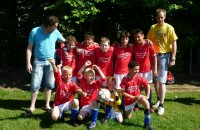 Grolse Boys E1 kampioen in Harreveld